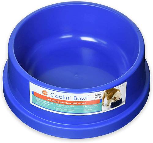K&H Pet Products cooling dog water bowl